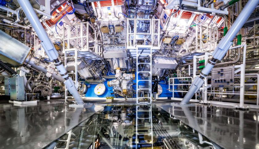 "The ""ignition facility"" at Lawrence Livermore National Laboratory"